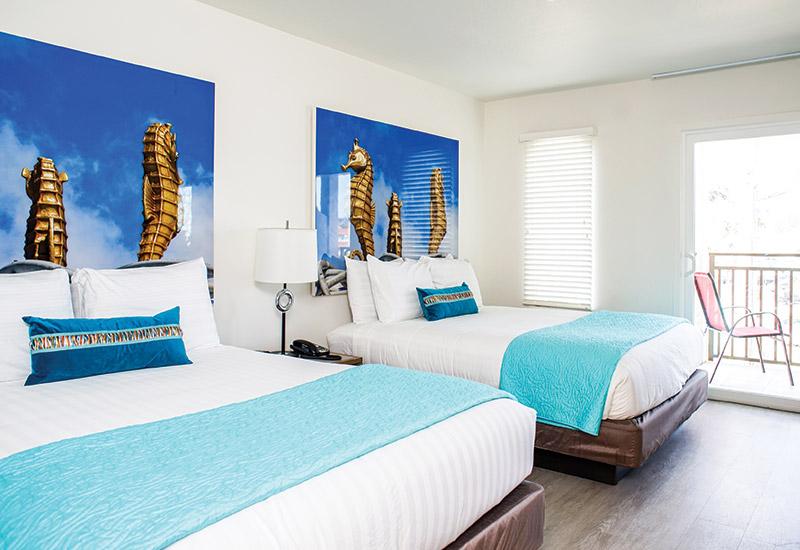 Carousel Beach Inn Photo Gallery